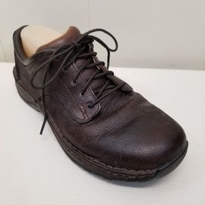Red Wing Shoes 8.5 Brown Work Safety 8704 Slip Res